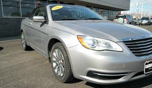 2013 Chrysler 200 Touring Audio  Satellite Radio Convenience  Automatic Headlights Convenience