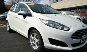 2016 Ford Fiesta SE Audio  Auxiliary Audio Input Audio  Smart Device Integration Convenience