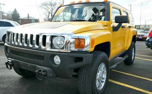 2006 HUMMER H3    All advertised prices exclude government fees and taxes any finance charges