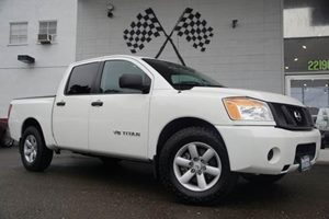 2011 Nissan Titan S Carfax Report Audio  AmFm Stereo Audio  Cd Player Bucket Type Glove Box