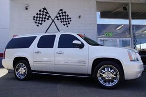 2012 GMC Yukon XL Denali Carfax Report Audio  Cd Player Audio  Hard Disk Drive Media Storage