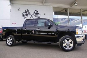 2013 Chevrolet Silverado 2500HD LT Carfax Report Convenience  Adjustable Steering Wheel Conveni