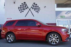 2014 Dodge Durango RT Carfax Report Audio  Auxiliary Audio Input Audio  Mp3 Player Audio  P