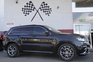 2012 Jeep Grand Cherokee SRT8 Carfax Report Audio  Hard Disk Drive Media Storage Audio  Mp3 Pl