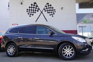 2014 Buick Enclave Leather Carfax Report Audio  Auxiliary Audio Input Audio  Cd Player Audio