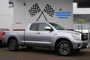 2012 Toyota Tundra 4WD Truck  Carfax Report Audio  Auxiliary Audio Input Carpet Flooring Conve