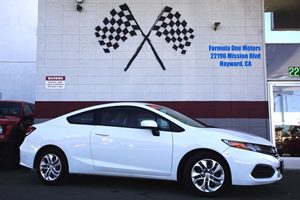 2014 Honda Civic Coupe LX Carfax Report Audio Auxiliary Audio Input Audio Cd Player Audio Mp