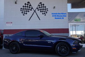 2012 Ford Mustang GT Premium Carfax Report Audio Auxiliary Audio Input Audio Cd Player Audio