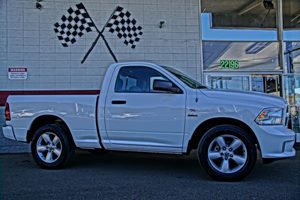 2013 Ram 1500 Express Convenience  Fog Lamps Convenience  Intermittent Wipers Convenience  Po