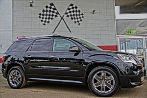 2012 GMC Acadia Denali Carfax Report Audio Entertainment System Audio Mp3 Player Audio Premi