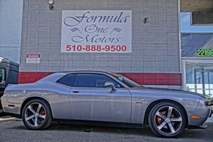 2014 Dodge Challenger RT 100th Anniversary Appearance 60-40 Folding Bench Front Facing Fold Forwa
