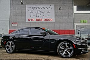 2016 Dodge Charger RT Carfax Report 60-40 Folding Bench Front Facing Fold Forward Seatback Rear