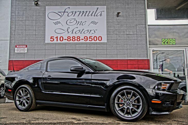 2012 Ford Mustang V6 Premium Audio  Auxiliary Audio Input Audio  Mp3 Player Audio  Premium So