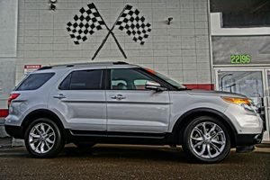 2014 Ford Explorer Limited Carfax Report Audio  Auxiliary Audio Input Audio