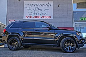 2013 Jeep Grand Cherokee Laredo 6040 Folding Rear Seat Air Conditioning Multi-Zone AC Audio