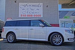 2013 Ford Flex Limited Air Conditioning Multi-Zone AC Air Conditioning Rear AC Audio Auxili