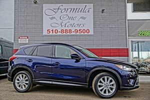 2014 Mazda CX-5 Grand Touring 40-20-40 Folding Bench Front Facing Fold Forward Seatback Rear Seat