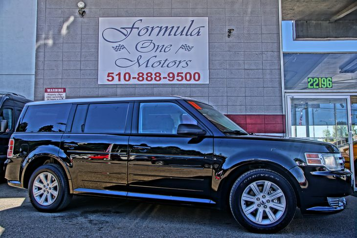 2011 Ford Flex SE Audio Auxiliary Audio Input Audio Cd Player Convenience Adjustable Steering