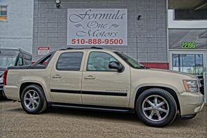 2007 Chevrolet Avalanche LT w1LT  Gold Mist Metallic All advertised prices exclude government