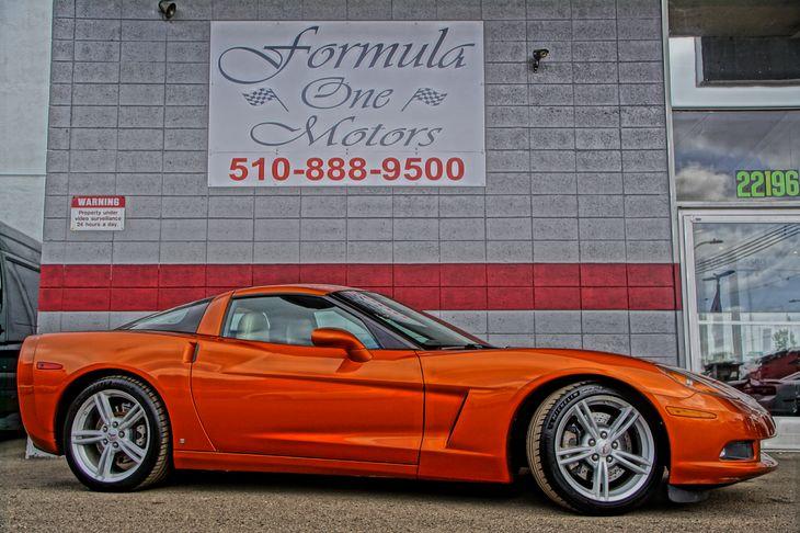 2008 Chevrolet Corvette  Air Conditioning Multi-Zone AC Audio Auxiliary Audio Input Audio Cd