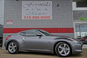 2011 Nissan 370Z   Gun Metallic All advertised prices exclude government fees and taxes any fi