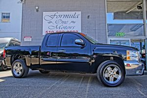 2012 Chevrolet Silverado 1500 LT  Black All advertised prices exclude government fees and taxes
