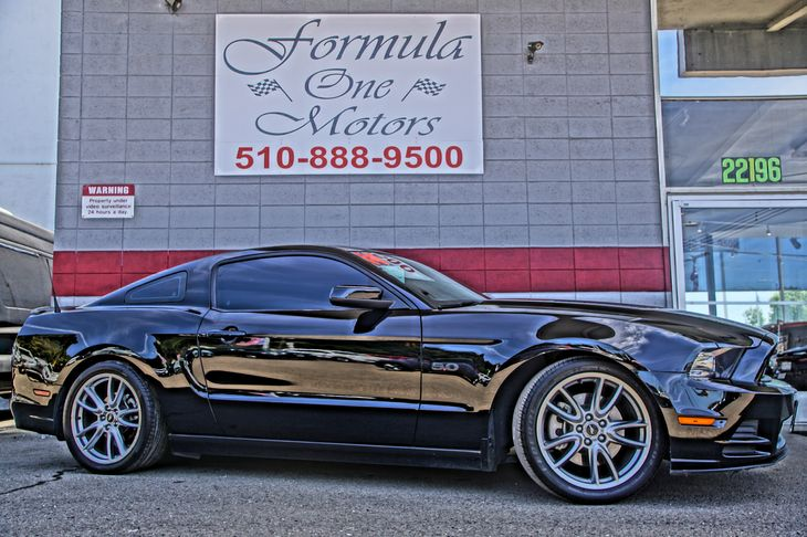 2014 Ford Mustang GT 4 Speakers 4-Way Passenger Seat -Inc Manual Recline ForeAft Movement And