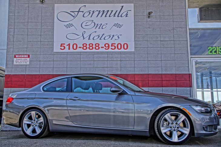 2007 BMW 3 Series 335i Air Conditioning Multi-Zone AC Air Conditioning Rear AC Audio Cd Pla