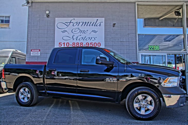 2015 Ram 1500 Tradesman 6 Speakers Audio AmFm Stereo Audio Auxiliary Audio Input Audio Mp3