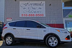 2016 Ford Escape S 4-Way Passenger Seat -Inc Manual Recline And ForeAft Movement Audio  Auxili