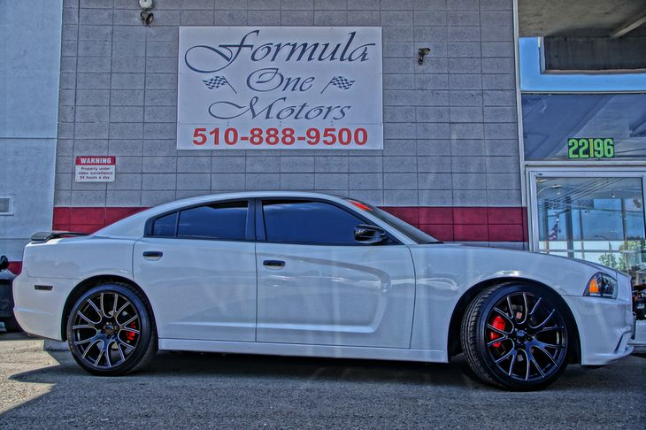 2014 Dodge Charger RT Plus Air Conditioning Multi-Zone AC Audio Auxiliary Audio Input Audio