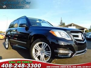 2014 MERCEDES GLK 350  Heated Front Seats Interior Ambient Lighting Package 317 Leather Packag