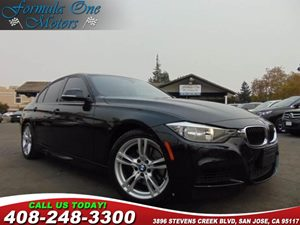 2014 BMW 3 Series 328i Anti-Theft Alarm System M Sport Moonroof Audio  Auxiliary Audio Input
