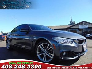2015 BMW 4 Series 428i Active Cruise Control Anti-Theft Alarm System Black WRed Highlight Dako