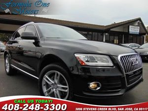 2015 Audi Q5 Premium Plus Technology Package Audio  Cd Player Audio  Mp3 Player Audio  Satel