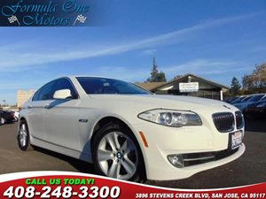 2013 BMW 5 Series 528i Carfax Report Audio  Cd Player Audio  Hd Radio Audio  Mp3 Player Con