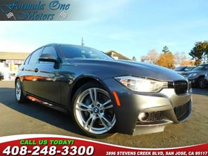 2015 BMW 3 Series 328i Carfax Report Adaptive M Suspension Alarm System Enhanced Usb  Bluetoot
