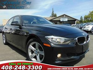 2013 BMW 3 Series 328i Carfax Report 2-Way Power Glass Moonroof Anti-Theft Alarm System Automat