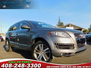 2014 Audi Q7 30T Premium Plus Carfax Report 20 Style Package Audi Side Assist Cold Weather P