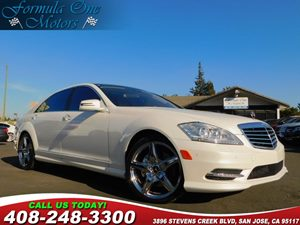2013 MERCEDES S 550 Sedan Sport Pkg Audio Cd Changer Audio Cd Player Audio Entertainment Sys
