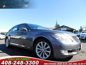 2012 Lexus LS 460  Carfax Report 18 Teleios Alloy Wheel Upgrade Cargo Net Cold Weather Pkg C