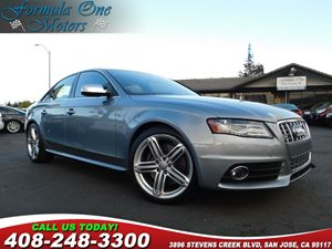 2010 Audi S4 Prestige Carfax Report Carbon Atlas Decorative Inlays Driver Assist Pkg Prestige Pk