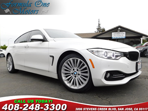 2015 BMW 4 Series 428i Carfax Report Anti-Theft Alarm System Cold Weather Package Concierge Ser