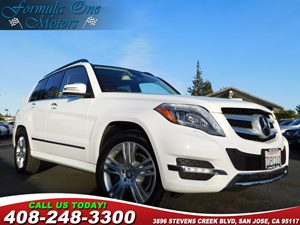 2013 MERCEDES GLK 350 4MATIC Carfax Report Chrome Door Handle Inserts Full Leather Seating Pkg