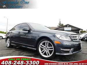 2013 MERCEDES C 250 Sport Sedan Pre-Wiring For Becker Map Pilot Wheel Locks 58 Central Contro