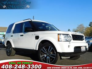 2011 Land Rover LR4 HSE 20 10-Split Spoke Alloy Wheels Climate Comfort Pkg Harman Kardon Logic