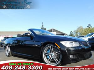 2012 BMW 3 Series 335is 19 X 80 Front  19 X 90 Rear Double-Spoke Light Alloy Wheels St