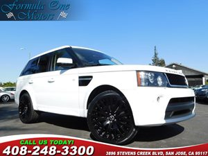2013 Land Rover Range Rover Sport GT LIMITED EDITION 825-Watt Harman Kardon Logic 7 Surround Sound