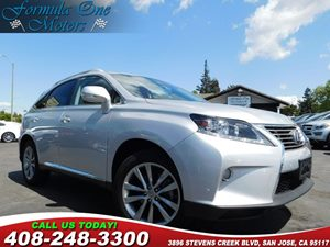 2013 Lexus RX 350  Heated  Ventilated Front Seats Navigation Pkg Premium Pkg Remote Engine Sta