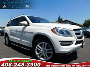 2013 MERCEDES GL 350 BlueTEC SUV 10-Way Pwr Front Multicontour Bucket Seats WMassage Almond Beig